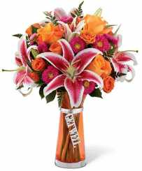 Get Happiness - Get Well Flowers