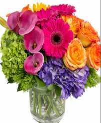 Giving Thanks - Get Well Flowers