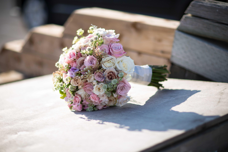 Biedermeier - Bridal Bouquet